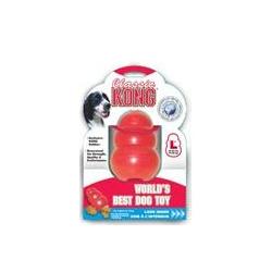 Kong Clásico Rojo Chico