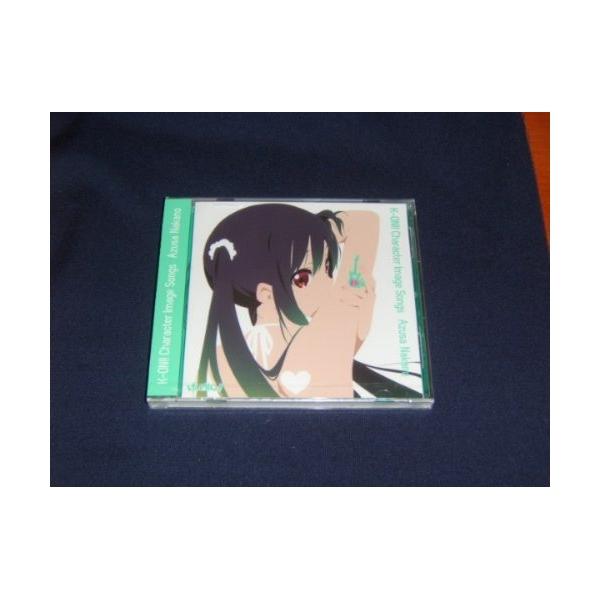 K-on! Image Song Azusa Nakano. De colección.