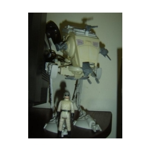 Scout Walker Transport (at-st) Star Wars 1982