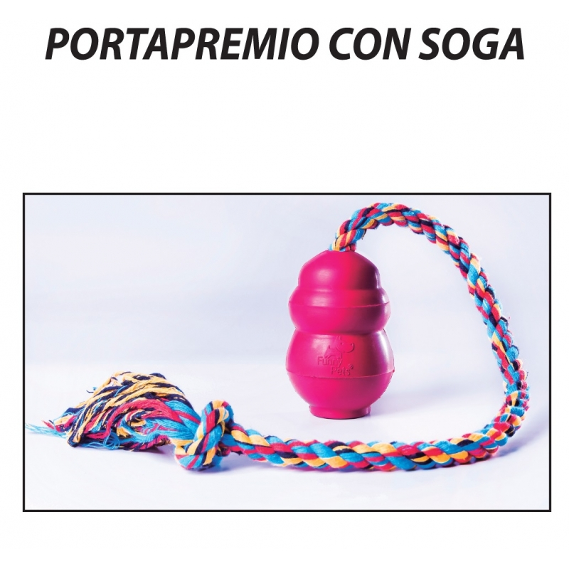PORTA PREMIOS MEDIANO CON SOGA