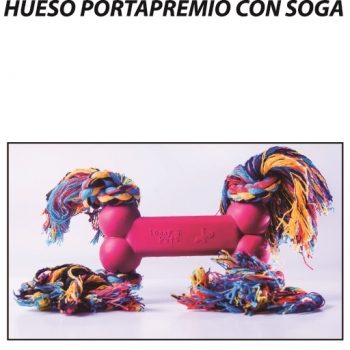 HUESO MEDIANO CON SOGA