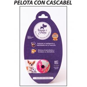 PELOTA CASCABEL CHICA