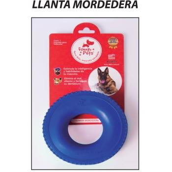 LLANTA MORDEDERA