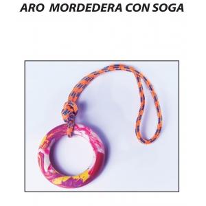 ARO MORDEDERA CON SOGA